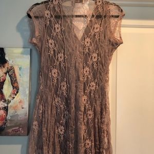 Castings lace tunic